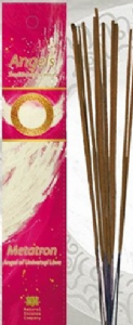 Angels Incense: Metatron - Angel of Universal Love - Traditional Incense by The Natural Incense Co.